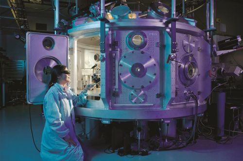 scientific equipment physicist