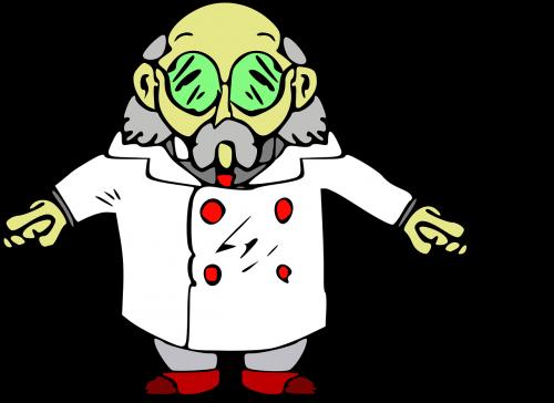 scientist professor man
