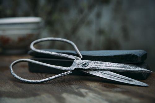 scissors still life photography grinding scissors