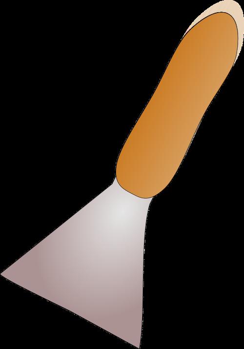 scoop trowel dipper