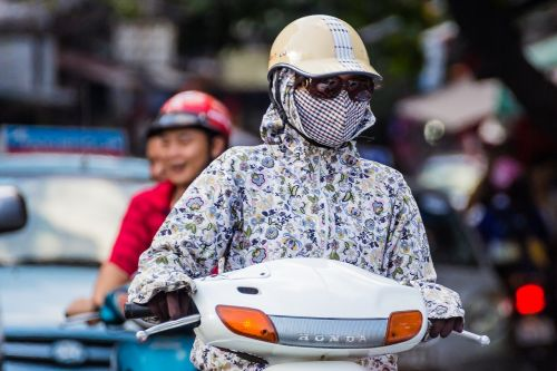 scooter traffic helmet