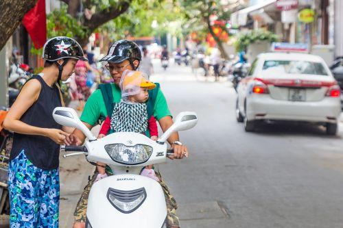 scooter suzuki family