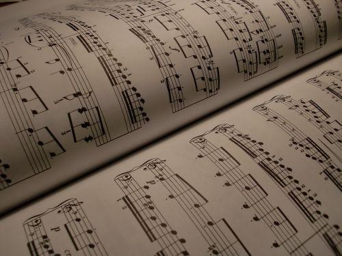 scores music background