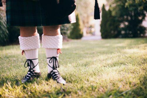 scot scotsman feet