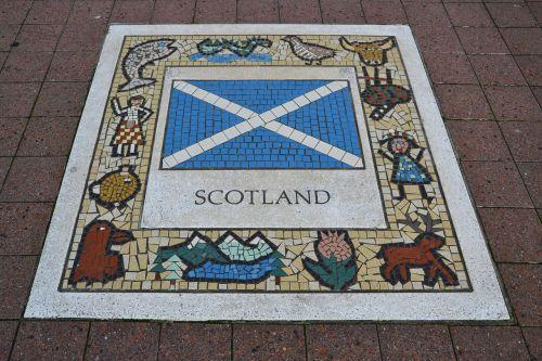 scotland team emblem rugby