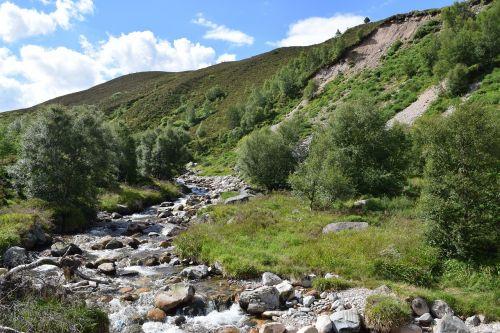scotland landscape nature