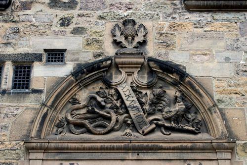scotland coat of arms symbol