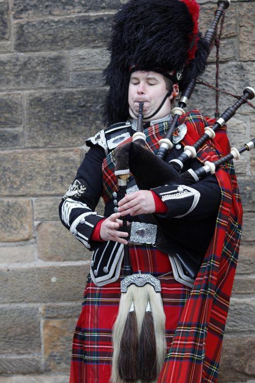 scotland jock kilt