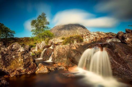 scotland highlands mountain