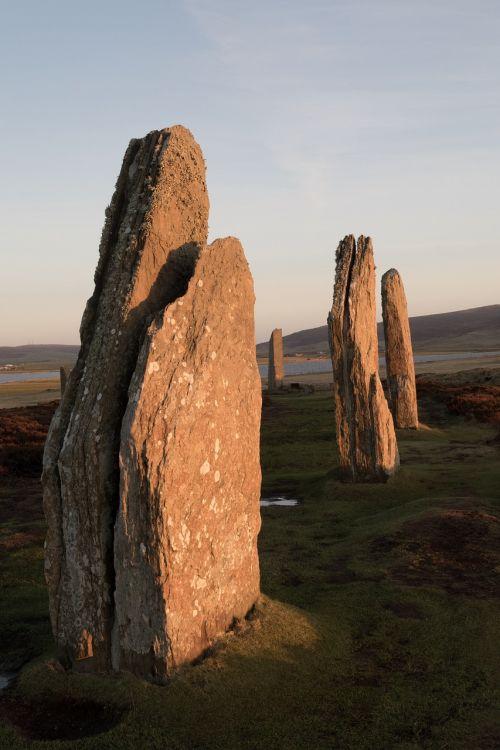 Škotija,pierre,gamta