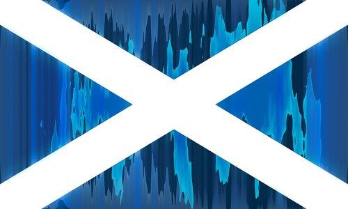 scotland  scottish  national flag