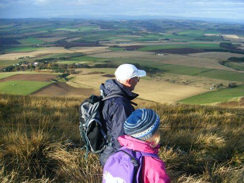 scotland hills hillwalking
