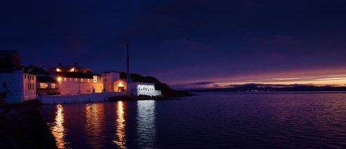 scotland  distillery  bowmore