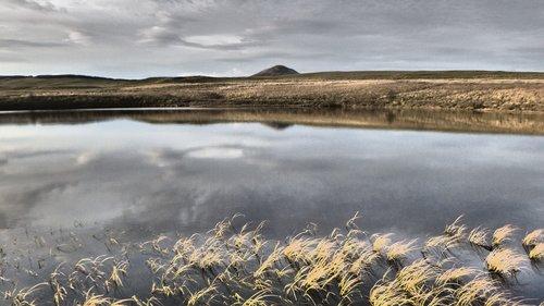 scotland  lake  tranquillity