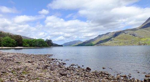 scotland  loch  pierre