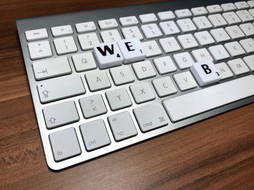 scrabble keyboard apple