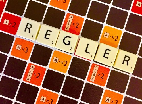 scrabble rules words