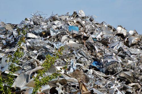 scrap junkyard scrap metal
