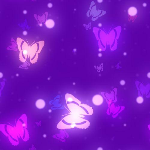 butterfly bokeh background
