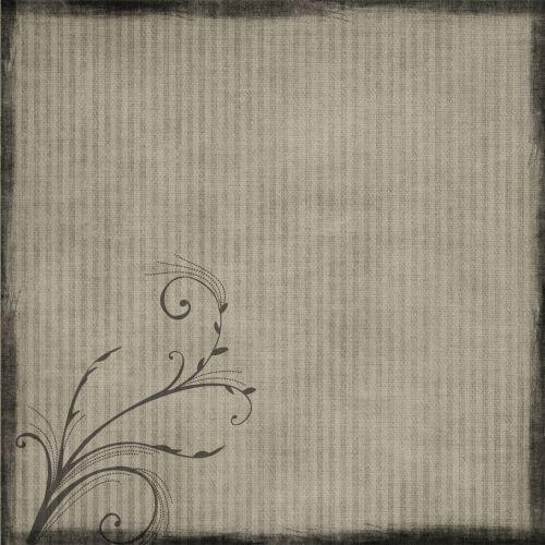 Scrapbook Background Vintage Stripe