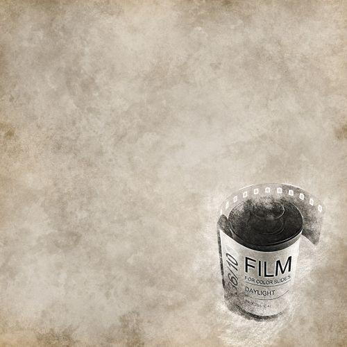 scrapbooking film vintage