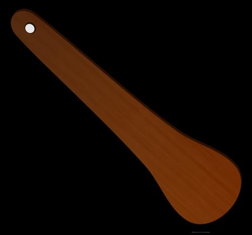 scraper spatula spoon