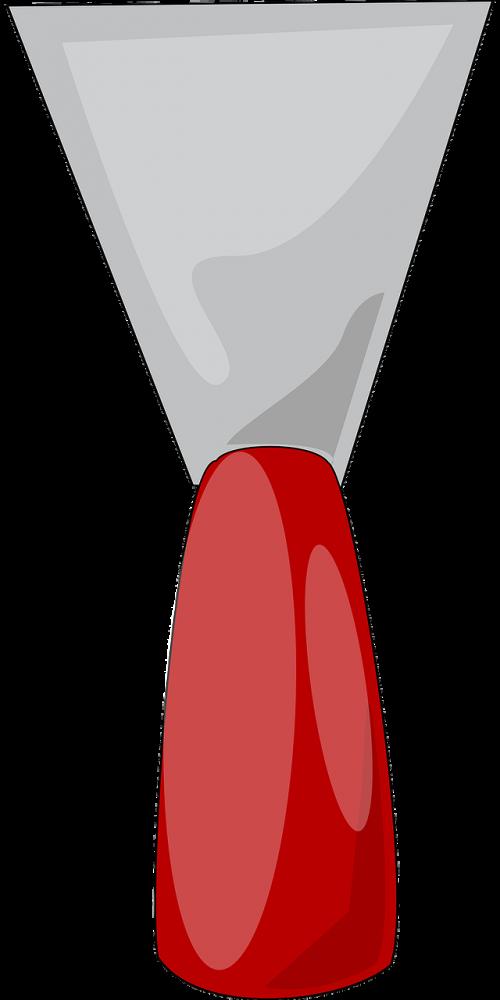 scraper tool metal