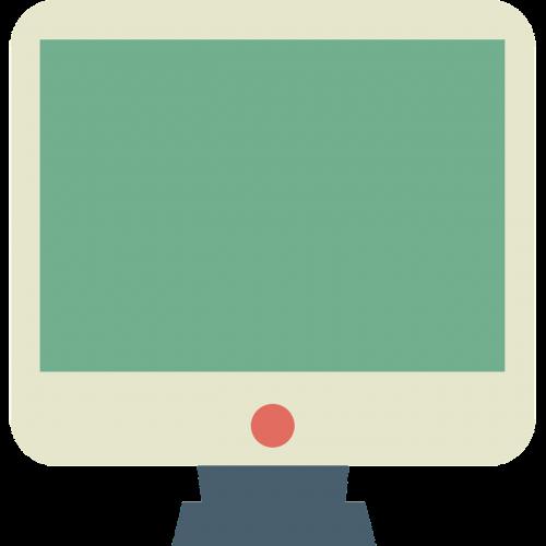 screen computer drawing