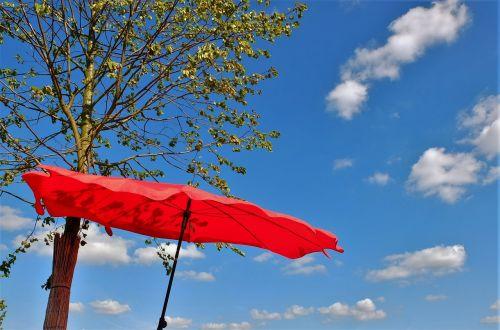 screen summer parasol