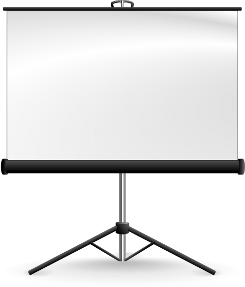 screen projector projection
