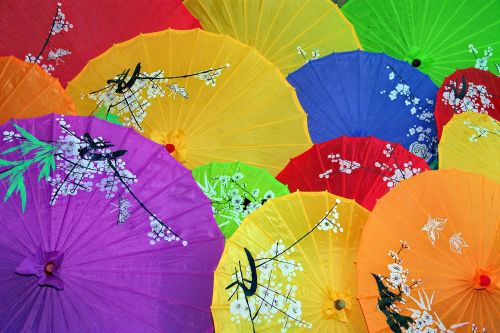 screens china paper umbrella