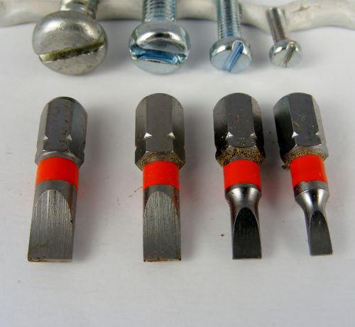 screwdriver bits diy