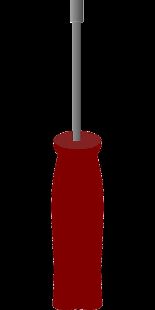 screwdriver tool screw