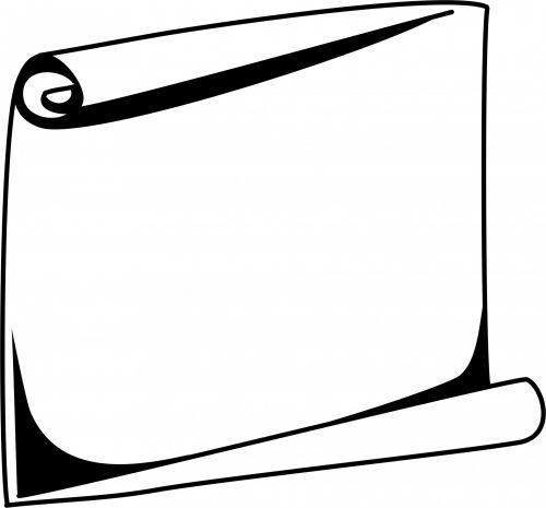 Scroll Border Clipart