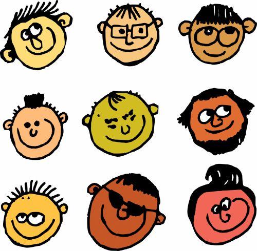 Scruffy Faces