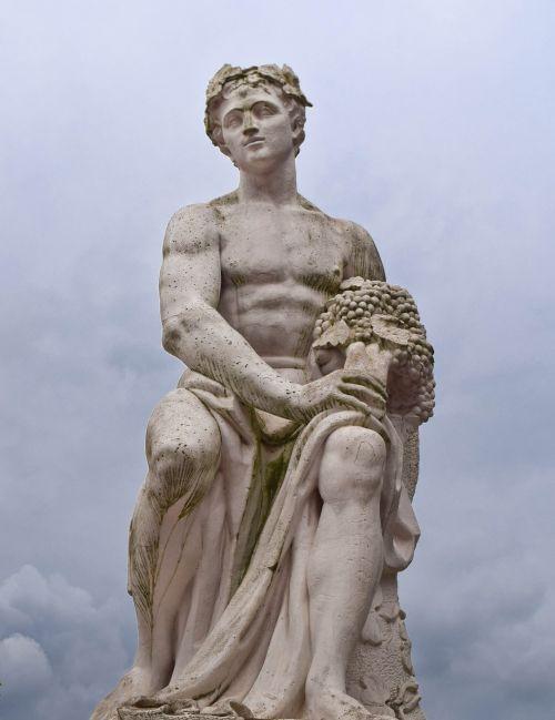 sculpture statue dionysos