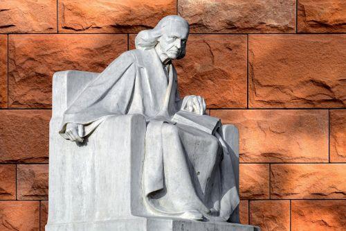 sculpture theodor mommsen historian