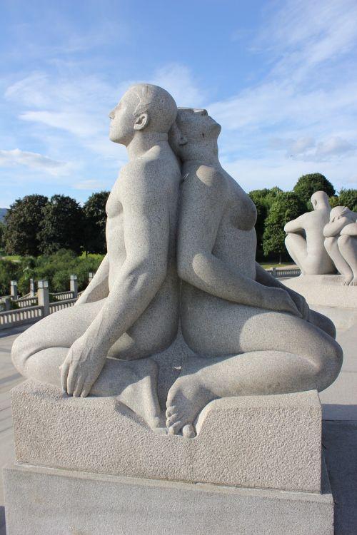 sculpture statue oslo