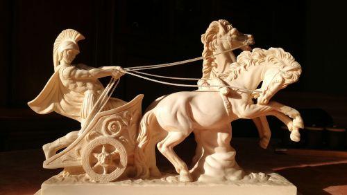 sculpture char roman