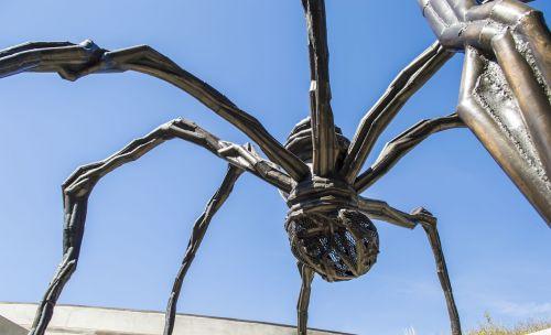 sculpture spider sculpture metal sculpture