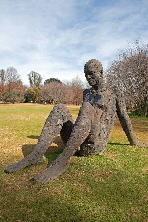 sculpture figure statue
