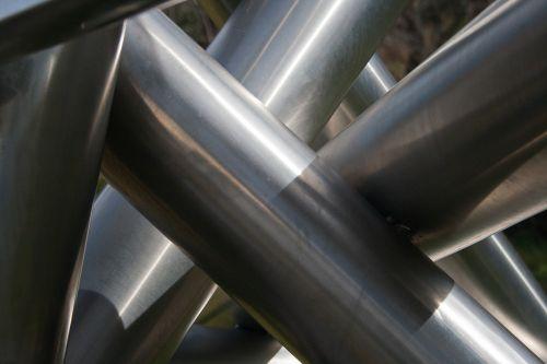 sculpture art tubes