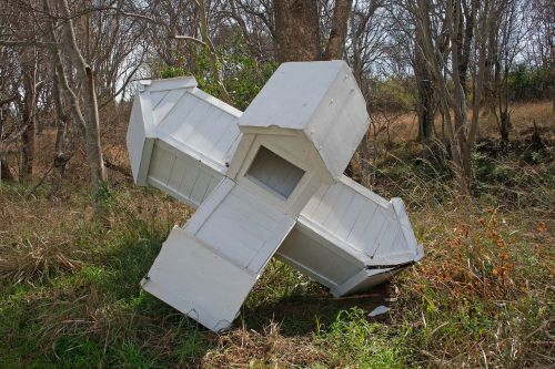 sculpture modern detail