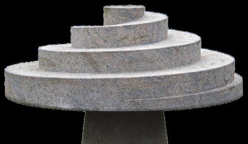 sculpture snail spiral