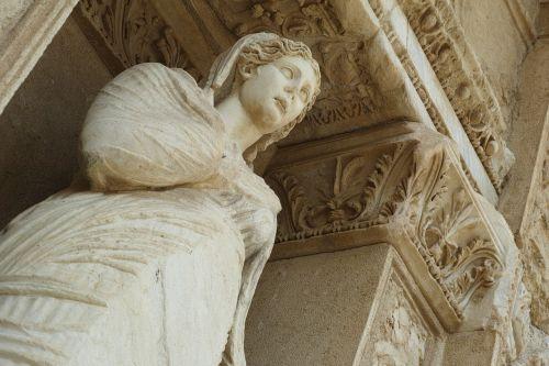 sculpture efes turkey