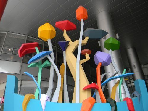sculpture design hue