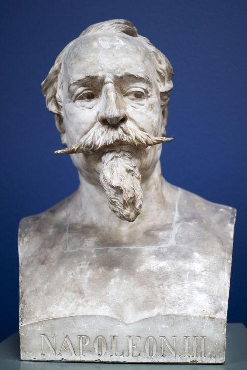 sculpture art portrait