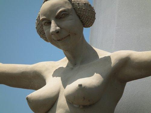 sculpture  art  steering