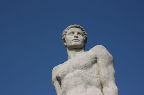 sculpture paris trocadero