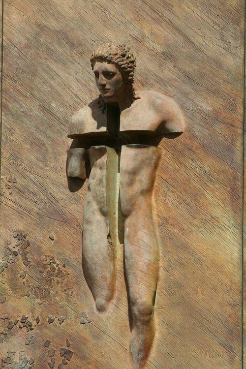 sculpture rome italy